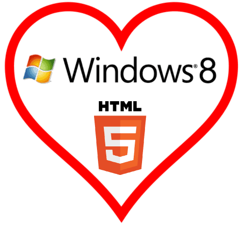 HTML5 and Windows 8. All powered by Internet Explorer 10.